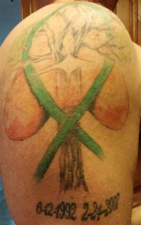tattoo ink liver damage 17 best images about 1donate life tattoos on pinterest