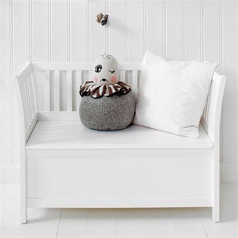 kids white storage bench kids luxury storage bench in white kids furniture