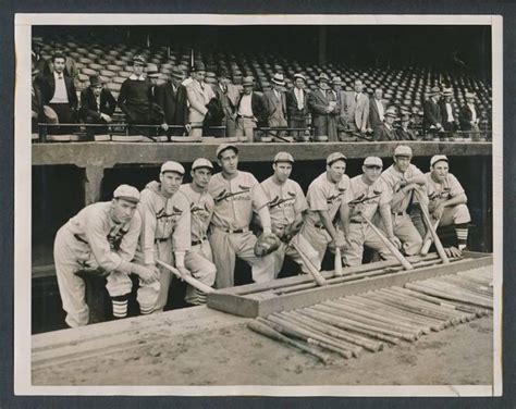 gas house gang 1934 st louis cardinals gashouse gang photo missouri history museum st louis