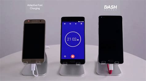 3 Samsung S7 by Oneplus 3 Vs Samsung Galaxy S7 How Fast Is Dash Charge