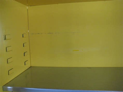 used flammable storage cabinet sale used flammable cabinet for sale