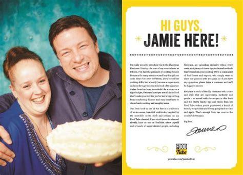 libro jamies food tube the libro jamie s food tube the family cookbook di kerryann dunlop