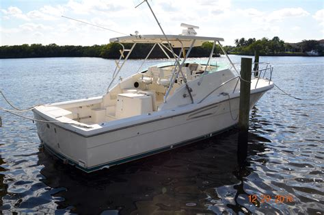 express fishing boats for sale 1995 used pursuit 3000 offshore express sport fisherman