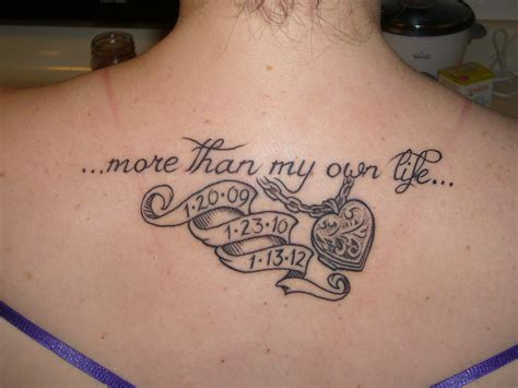 30 quote tattoos for girls design ideas magment
