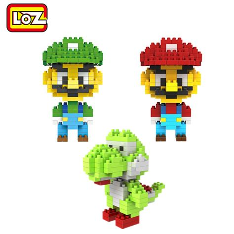 Figure Mario Bross Edition Original mario bros figure model luigi mario yoshi