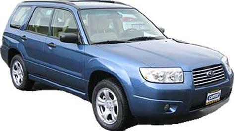 blue book value used cars 2007 subaru forester regenerative braking 2007 subaru forester photographs and images