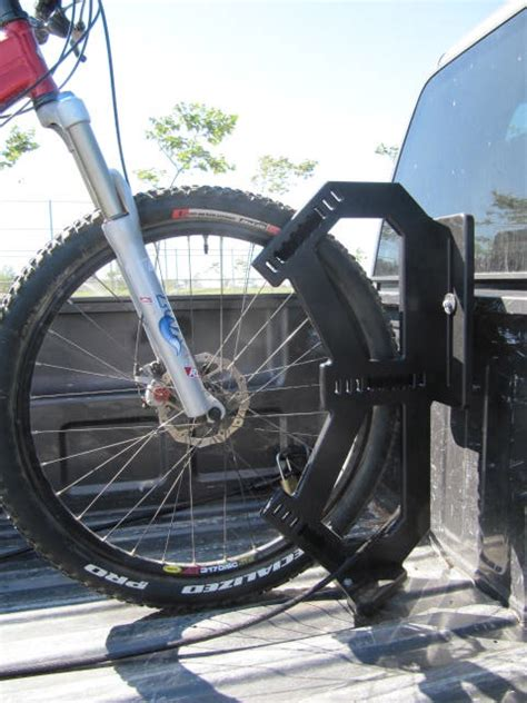 bike rack for pickup bed best truck bed bike rack mtbr com