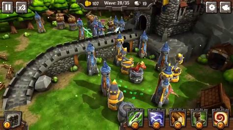 best tower defence siegecraft td great 3d tower defense