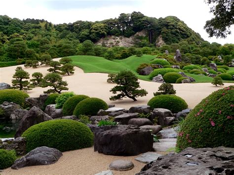 The Basic Concept Of A Japanese Rock Garden Garden Japanese Rock Gardens