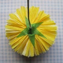 come fare fiori di cartapesta come realizzare fiori di carta crespa paperblog