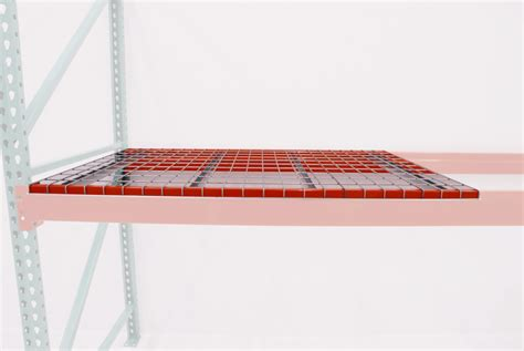 Modern Rack Deck by 48 D X 58 W Pallet Rack Wire Deck Pallet Rack Now