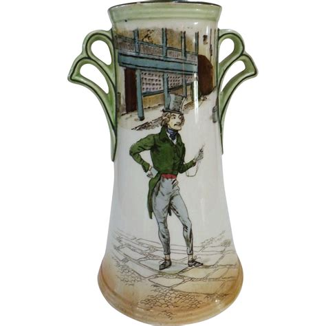 alfred jingle royal doulton vase d8993 from molotov on
