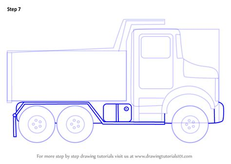 Truck Drawing Easy