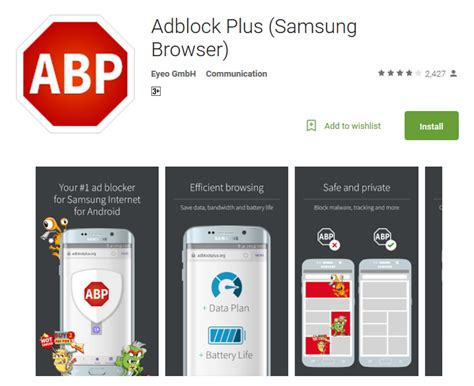 adblock plus for android chrome 10 free adblocker apps for android to block ads for chrome andy tips