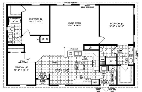 jacobsen mobile home floor plans manufactured homes floor plans jacobsen homes