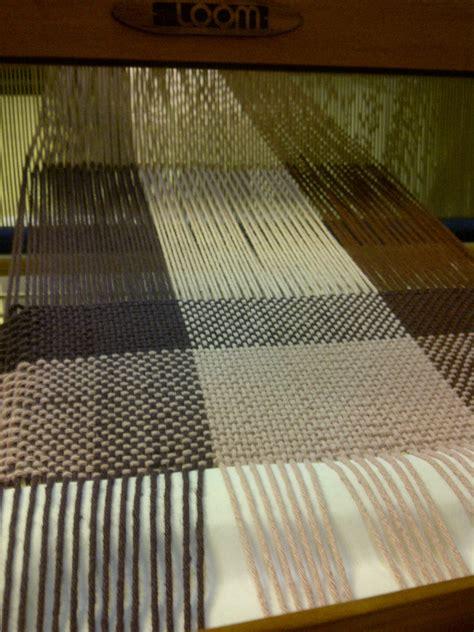 floor loom weaving cotton yarn weaving floor loom weaving