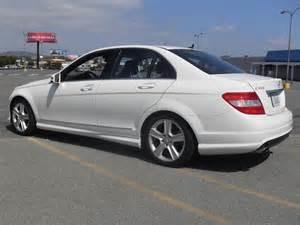 Mercedes C300 White 2010 Mercedes C300 White T Tak Auto Service