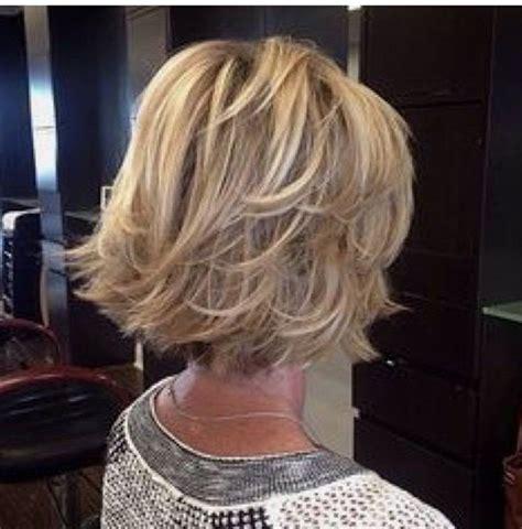 lightly layered bob hairstyles cortes de cabelo curto 2018 de frente para o mar