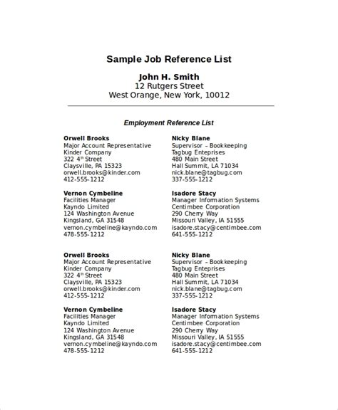 references resume template references for resume template resume