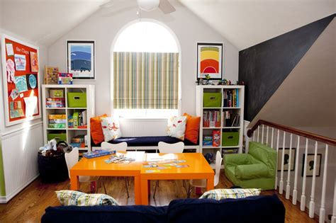 design reveal budget friendly playroom