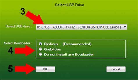 cara membuat file iso sistem operasi cara mudah membuat multi bootable dalam satu flashdisk