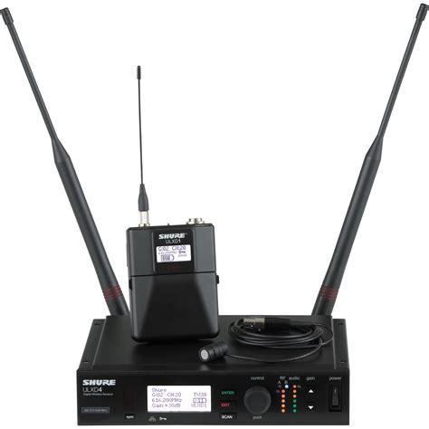 Mic Shure Ulx 4nkoper Alumenium Wireless shure ulx d single digital wireless bodypack kit ulxd14 83 h50