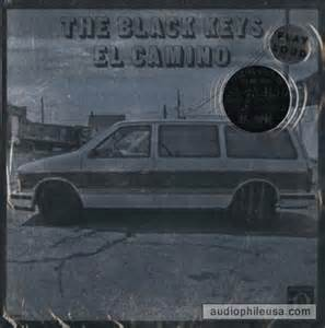 el camino album black el camino vinyl lp album at audiophileusa