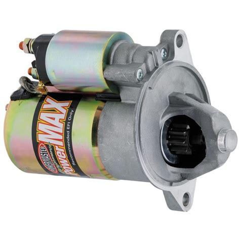 ford starter powermaster 9162 small block ford ultra mini starter 1 4