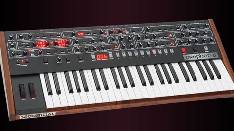 Sequential Search Best Namm 2015 Update Of Sequential Prophet 6 In Musicradar