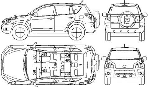 rav4 interior dimensions images toyota rav4 interior dimensions autos post