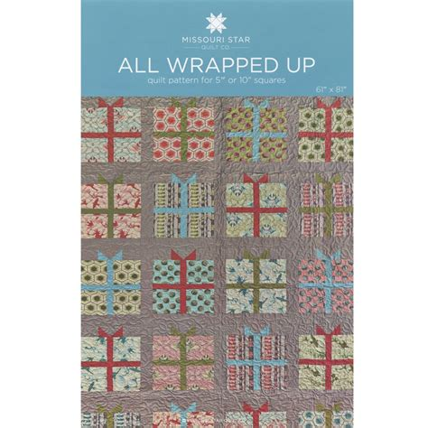 quilt pattern gift wrapped all wrapped up quilt pattern sku pat891 missouri star