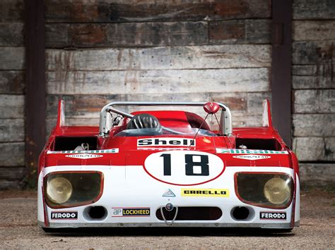 alfa romeo tipo 33 the development racing history 1972 alfa romeo tipo 33 tt3 classic car race racing