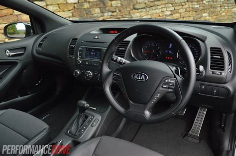 Kia Cerato 2011 Interior 2014 Kia Cerato Koup Turbo Review Performancedrive