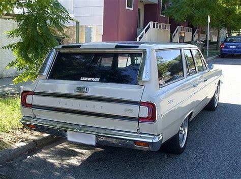 valiant ve safari wagon  big slant lives