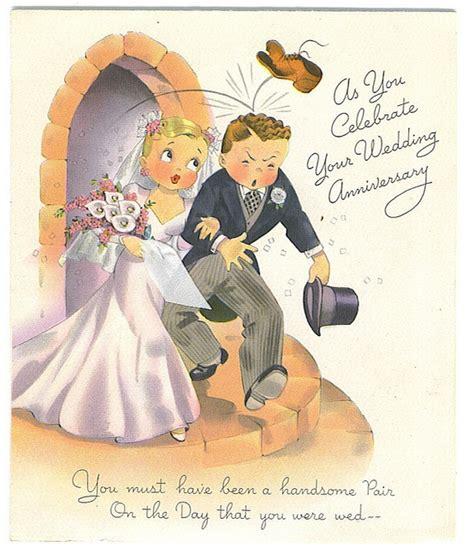Wedding Anniversary Vintage by Vintage Anniversary Vintage Cards