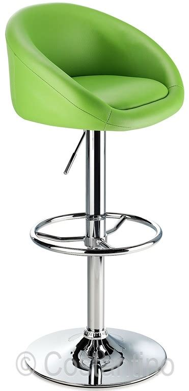 Stool Green by Pavia Bar Stool Green Costantino