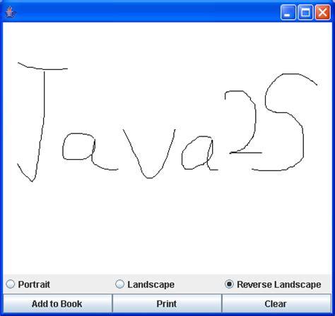 java swing 2d graphics book demo print 171 2d graphics gui 171 java
