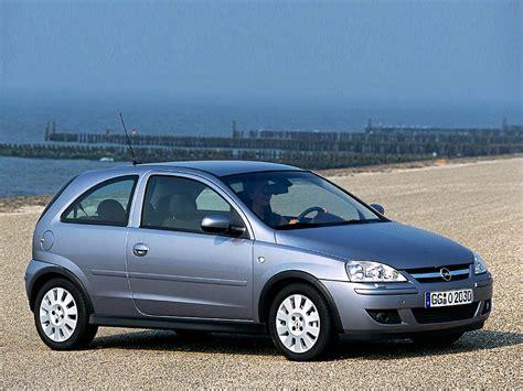 Opel Corsa Free Workshop And Repair Manuals
