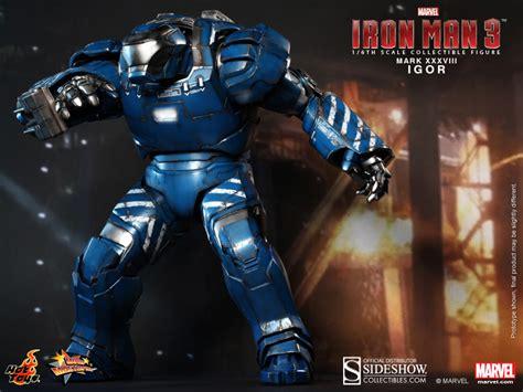 Toys Iron Igor preorders toys iron 3 igor xxxviii marvel