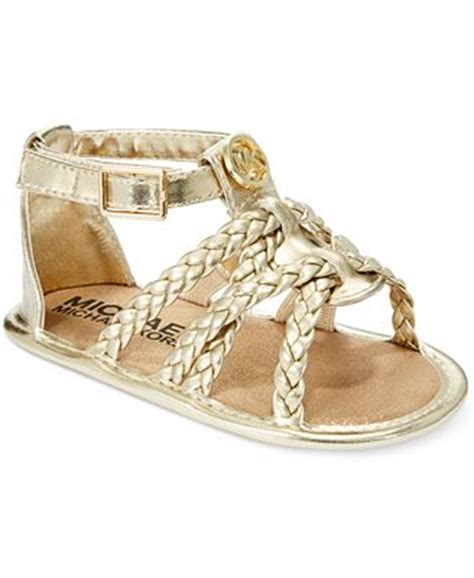 baby michael kors shoes michael kors baby baby sandals shoes