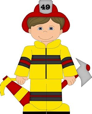 firefighter clipart 1000 images about firefighter clip on