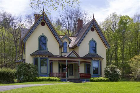 gothic revival homes for sale this is the gothic gingerbread house you ve always wanted