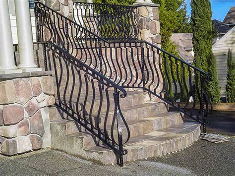outdoor banister railing stairs awesome outdoor stair railings outdoor stair