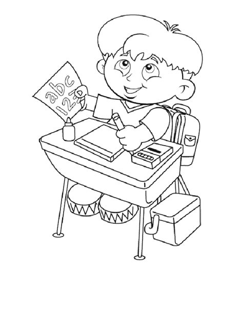 schoolhouse coloring page az coloring pages welcome to school coloring pages az coloring pages