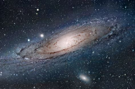 imagenes reales via lactea evidence of impacts that structured the milky way galaxy