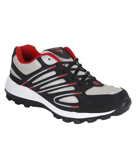 black sport shoes aero black sport shoes price in india buy aero black