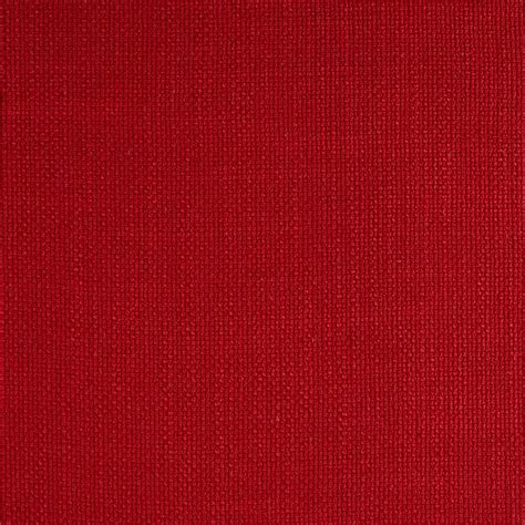 upholstery fabric linen european faux linen upholstery carmine red discount