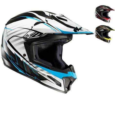 hjc helmets motocross hjc cl xy ii blaze youth motocross helmet arrivals