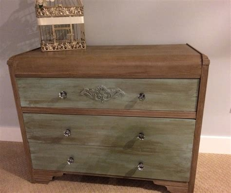 Waterfall Dresser by Waterfall Dresser Makeover Vintage Refined