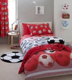 Soccer Bedding Sets Boy S Quilt Duvet Cover Bedding Sets Single Or